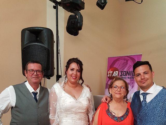 La boda de Sara y Jose en Moron De La Frontera, Sevilla 5