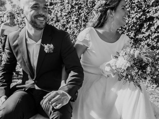 La boda de Ane y Alain