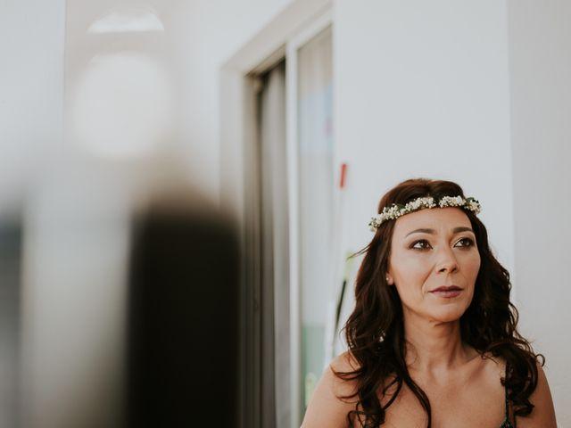 La boda de Dani y Carmen en Cala Conta, Islas Baleares 12