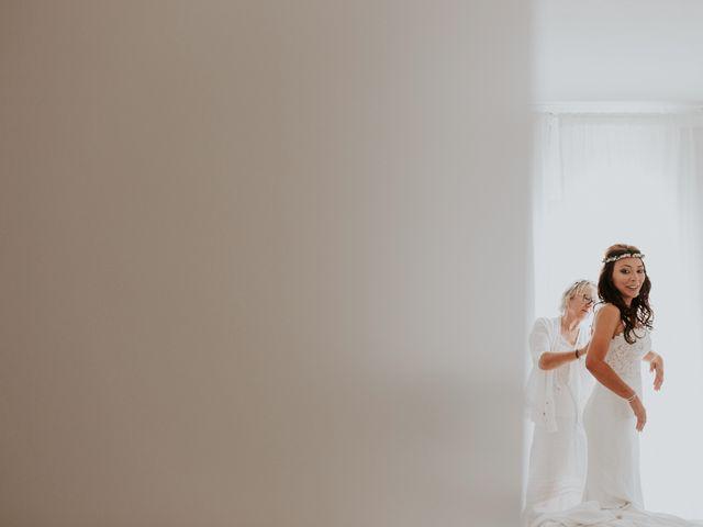 La boda de Dani y Carmen en Cala Conta, Islas Baleares 15