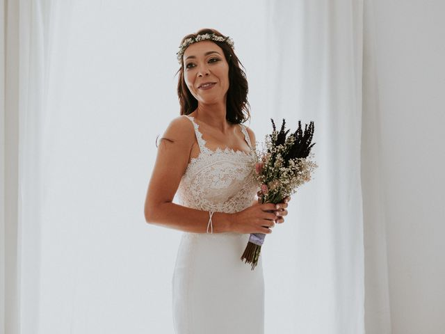 La boda de Dani y Carmen en Cala Conta, Islas Baleares 17