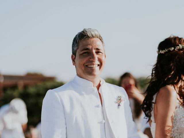 La boda de Dani y Carmen en Cala Conta, Islas Baleares 27