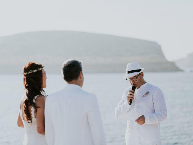 La boda de Dani y Carmen en Cala Conta, Islas Baleares 28