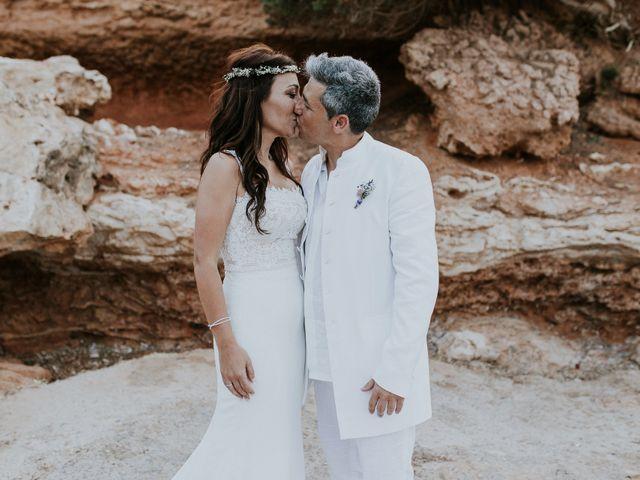La boda de Carmen y Dani