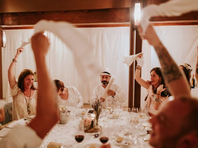 La boda de Dani y Carmen en Cala Conta, Islas Baleares 40