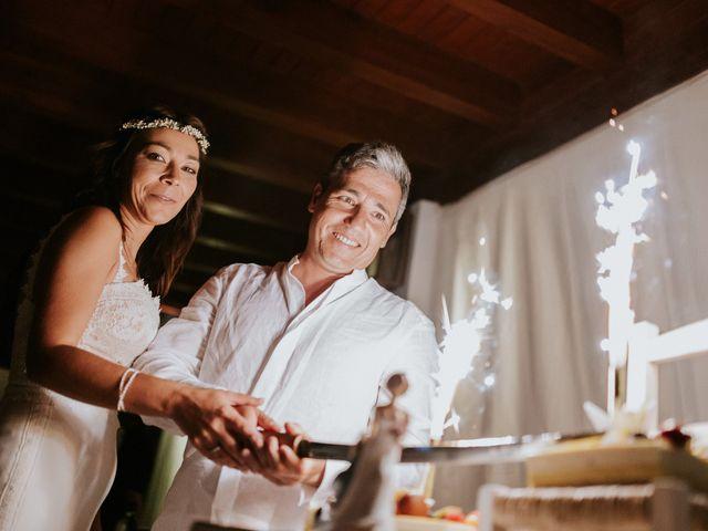 La boda de Dani y Carmen en Cala Conta, Islas Baleares 43