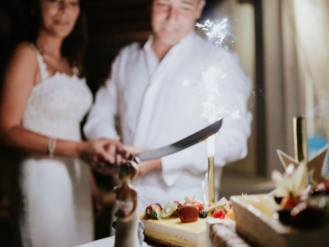 La boda de Dani y Carmen en Cala Conta, Islas Baleares 44