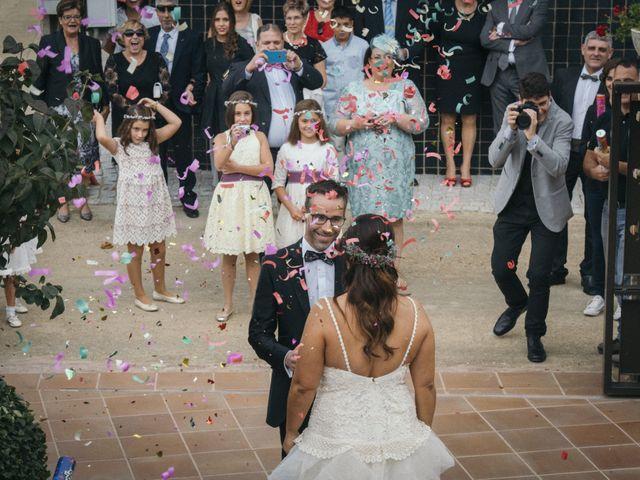 La boda de Constan y Soraya en Benavente, Zamora 15