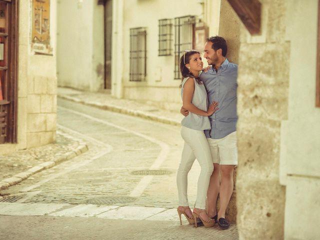 La boda de Cristian y Sofía en Alameda De La Sagra, Toledo 10
