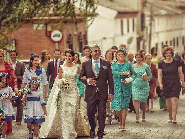 La boda de Cristian y Sofía en Alameda De La Sagra, Toledo 37
