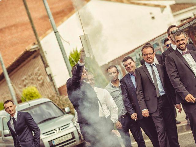 La boda de Cristian y Sofía en Alameda De La Sagra, Toledo 38