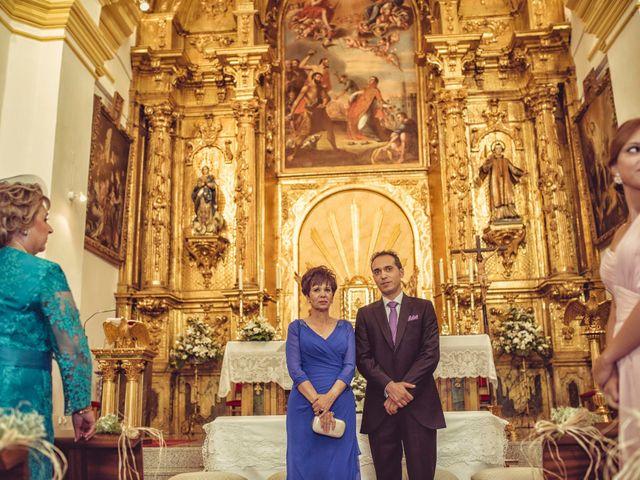 La boda de Cristian y Sofía en Alameda De La Sagra, Toledo 39