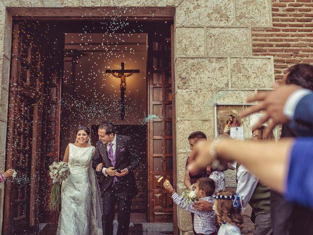 La boda de Cristian y Sofía en Alameda De La Sagra, Toledo 42