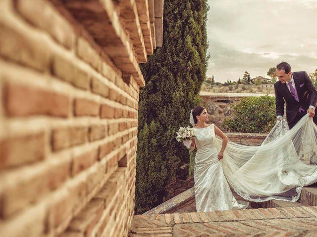 La boda de Cristian y Sofía en Alameda De La Sagra, Toledo 46