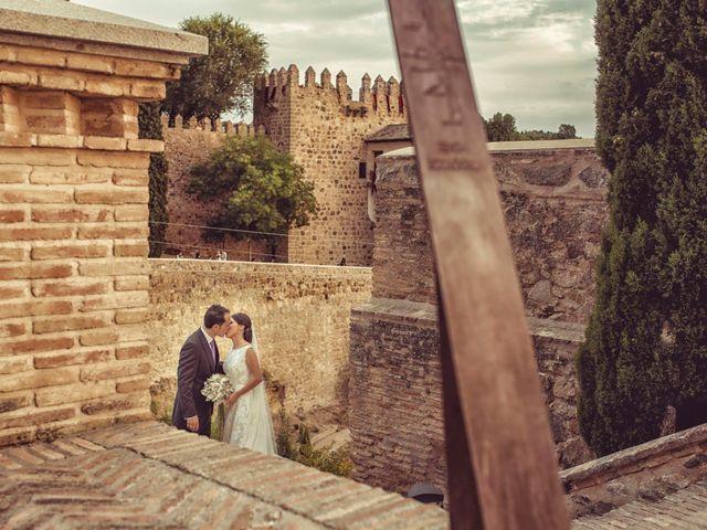 La boda de Cristian y Sofía en Alameda De La Sagra, Toledo 47