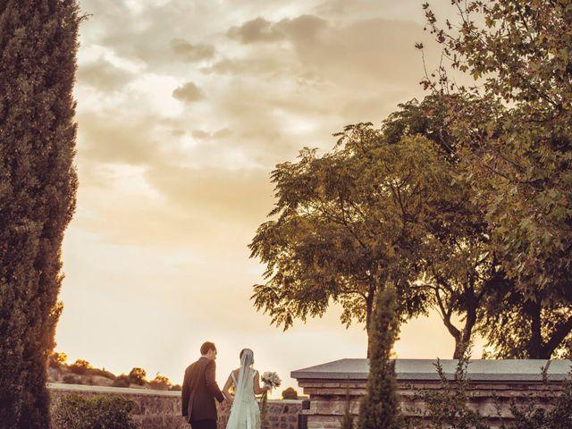 La boda de Cristian y Sofía en Alameda De La Sagra, Toledo 1