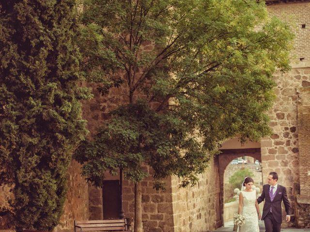 La boda de Cristian y Sofía en Alameda De La Sagra, Toledo 48