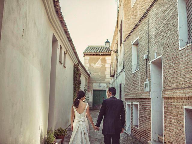 La boda de Cristian y Sofía en Alameda De La Sagra, Toledo 59