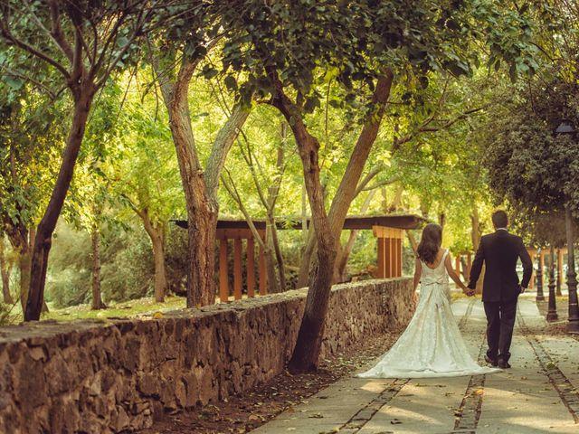 La boda de Cristian y Sofía en Alameda De La Sagra, Toledo 61