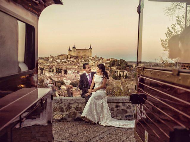 La boda de Cristian y Sofía en Alameda De La Sagra, Toledo 64