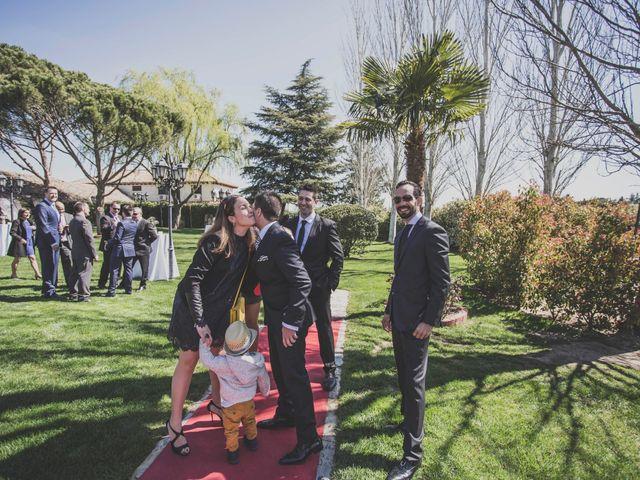 La boda de David y Vanessa en Tres Cantos, Madrid 31