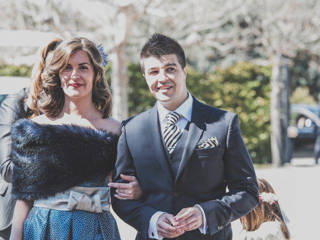 La boda de David y Vanessa en Tres Cantos, Madrid 33