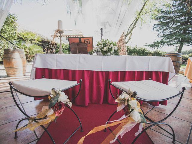 La boda de David y Vanessa en Tres Cantos, Madrid 34