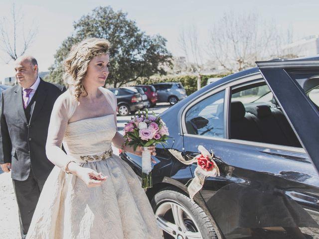 La boda de David y Vanessa en Tres Cantos, Madrid 37