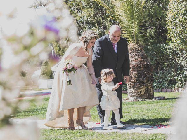 La boda de David y Vanessa en Tres Cantos, Madrid 39