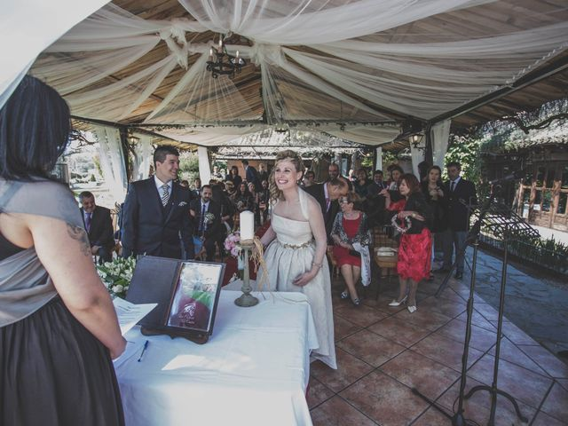La boda de David y Vanessa en Tres Cantos, Madrid 41