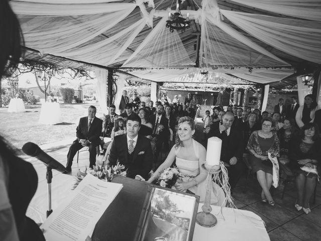 La boda de David y Vanessa en Tres Cantos, Madrid 43