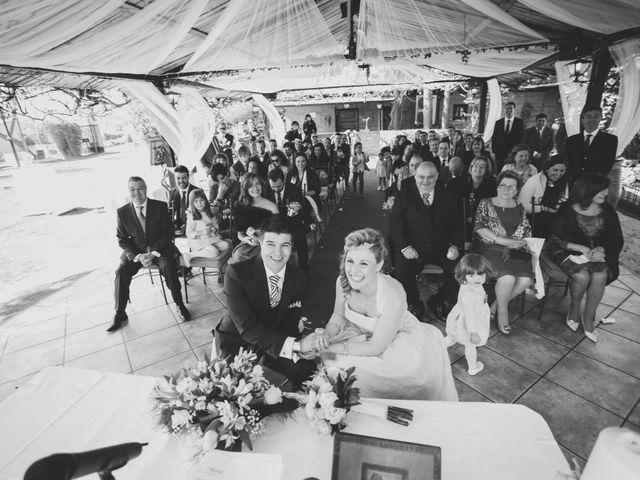 La boda de David y Vanessa en Tres Cantos, Madrid 47