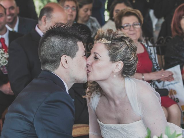 La boda de David y Vanessa en Tres Cantos, Madrid 52