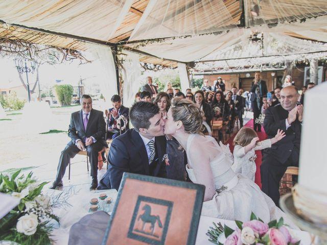 La boda de David y Vanessa en Tres Cantos, Madrid 53