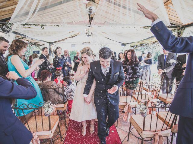 La boda de David y Vanessa en Tres Cantos, Madrid 54