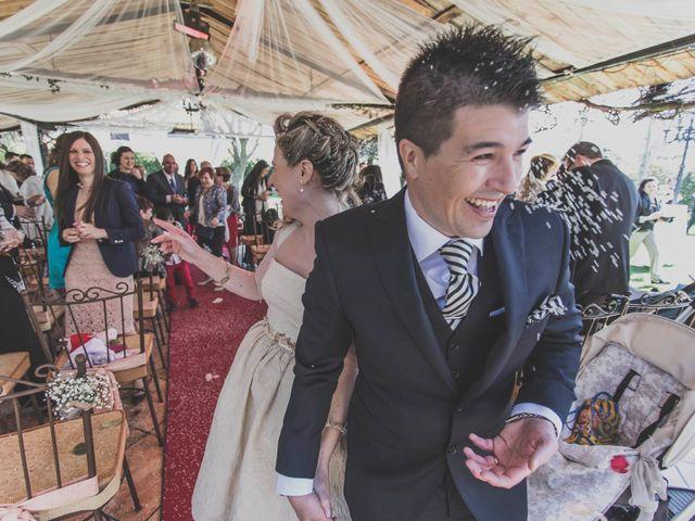 La boda de David y Vanessa en Tres Cantos, Madrid 56