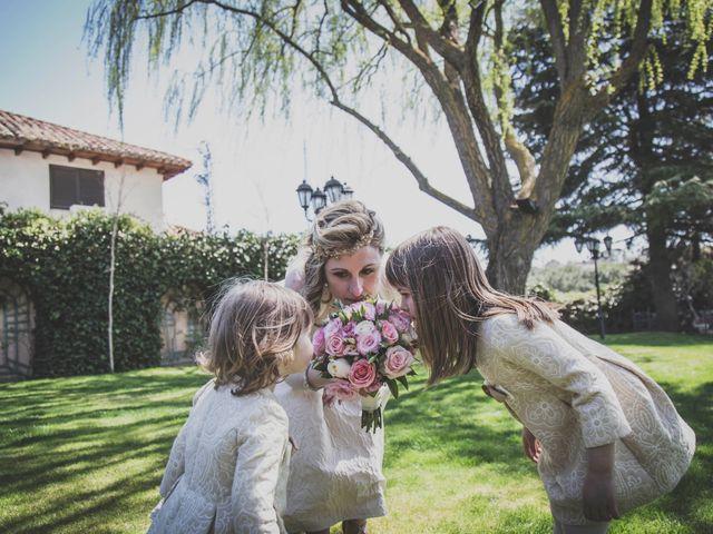 La boda de David y Vanessa en Tres Cantos, Madrid 60