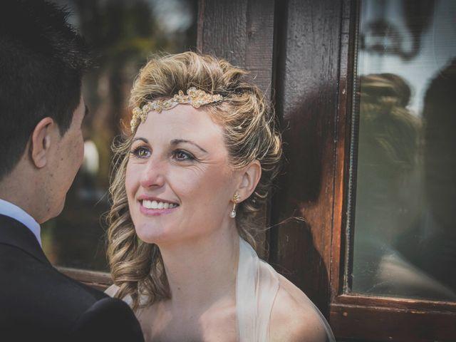 La boda de David y Vanessa en Tres Cantos, Madrid 61
