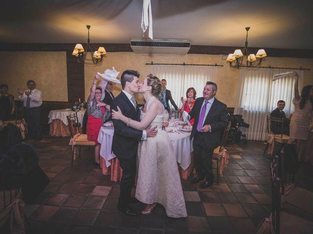 La boda de David y Vanessa en Tres Cantos, Madrid 63