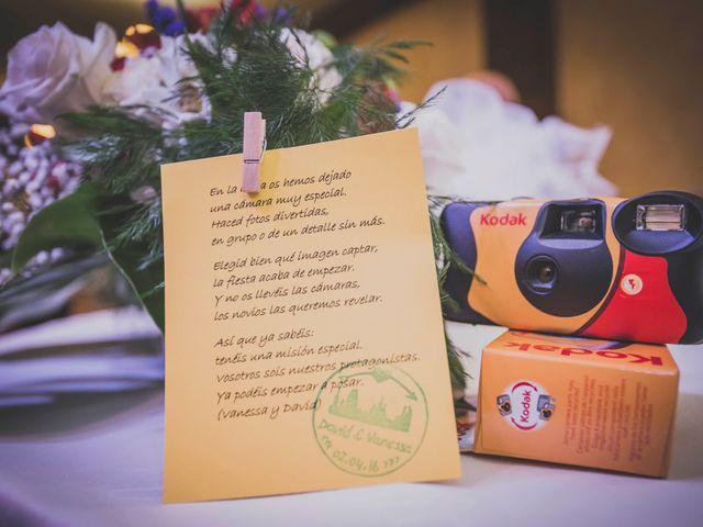 La boda de David y Vanessa en Tres Cantos, Madrid 64