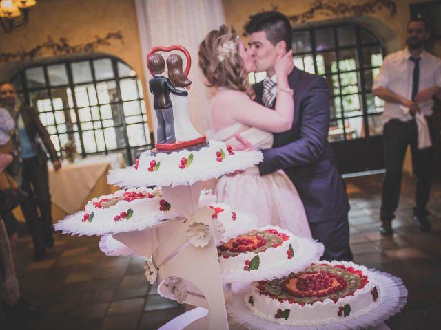 La boda de David y Vanessa en Tres Cantos, Madrid 1