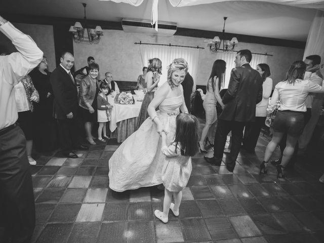 La boda de David y Vanessa en Tres Cantos, Madrid 71