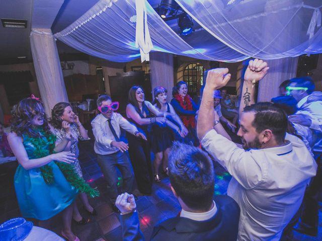 La boda de David y Vanessa en Tres Cantos, Madrid 78