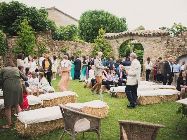 La boda de Roger y Esther en Crespia, Girona 52
