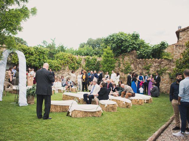 La boda de Roger y Esther en Crespia, Girona 53