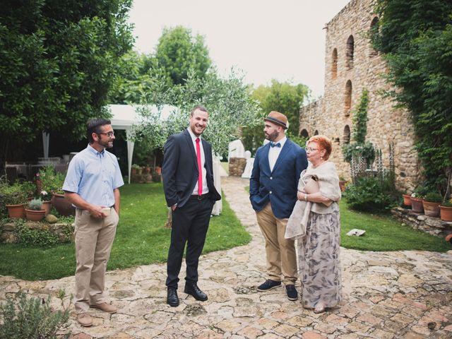 La boda de Roger y Esther en Crespia, Girona 54