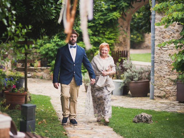 La boda de Roger y Esther en Crespia, Girona 56