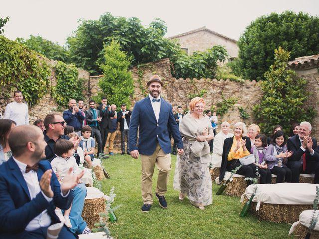La boda de Roger y Esther en Crespia, Girona 57