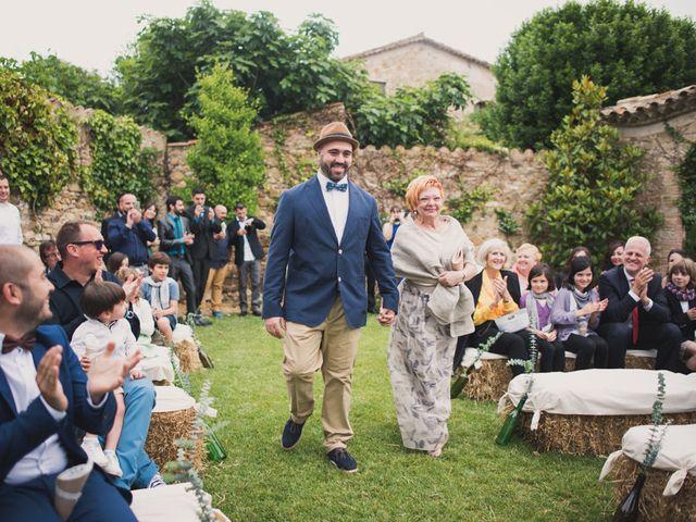 La boda de Roger y Esther en Crespia, Girona 58