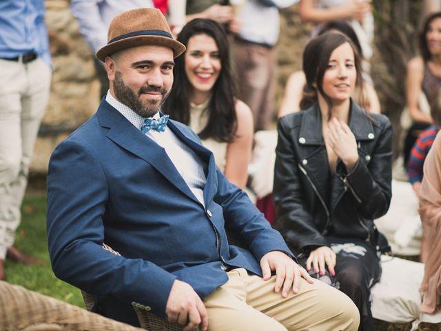 La boda de Roger y Esther en Crespia, Girona 59